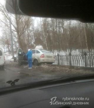 ДТП на Софийской1