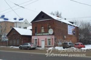 Плеханова, 8 до пожара