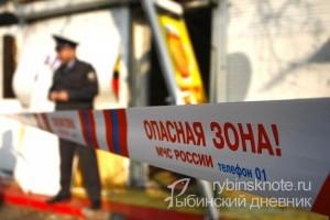 Снаряд в Копаево