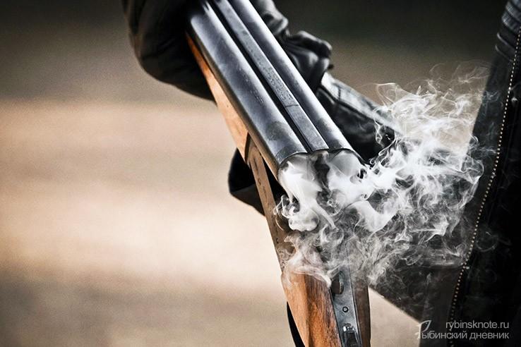 Дымящееся ружье