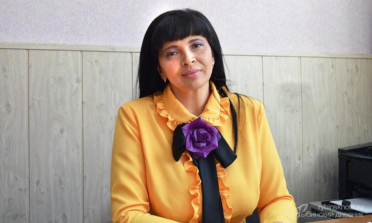 Ирина Глазова