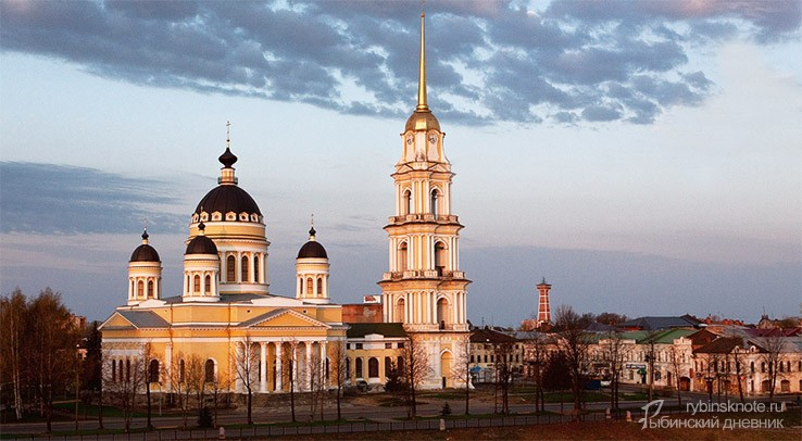 Рыбинский собор