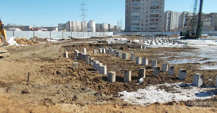 Строительство дома на Суркова