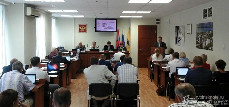 муниципальный совет в рыбинске