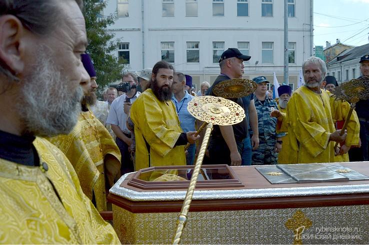 мощи Ушакова