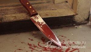 Убийство ножём