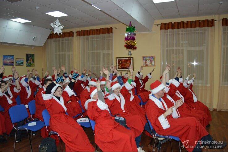 Школа Дедов Морозов