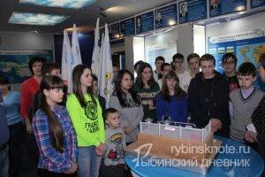 Уроки в Рыбинскгазсервис