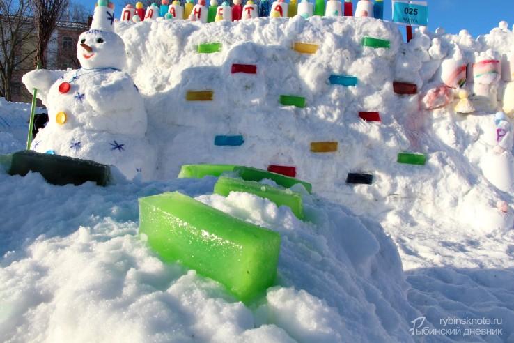 Снежная крепость_2017