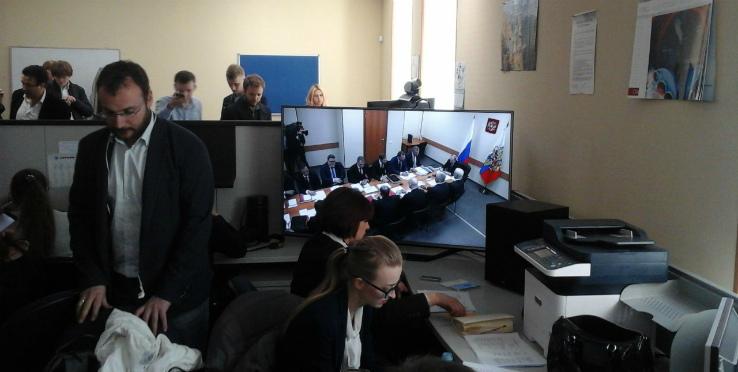 пресс-центр
