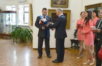 Алексей Овчинин полгода провёл на орбите Земли