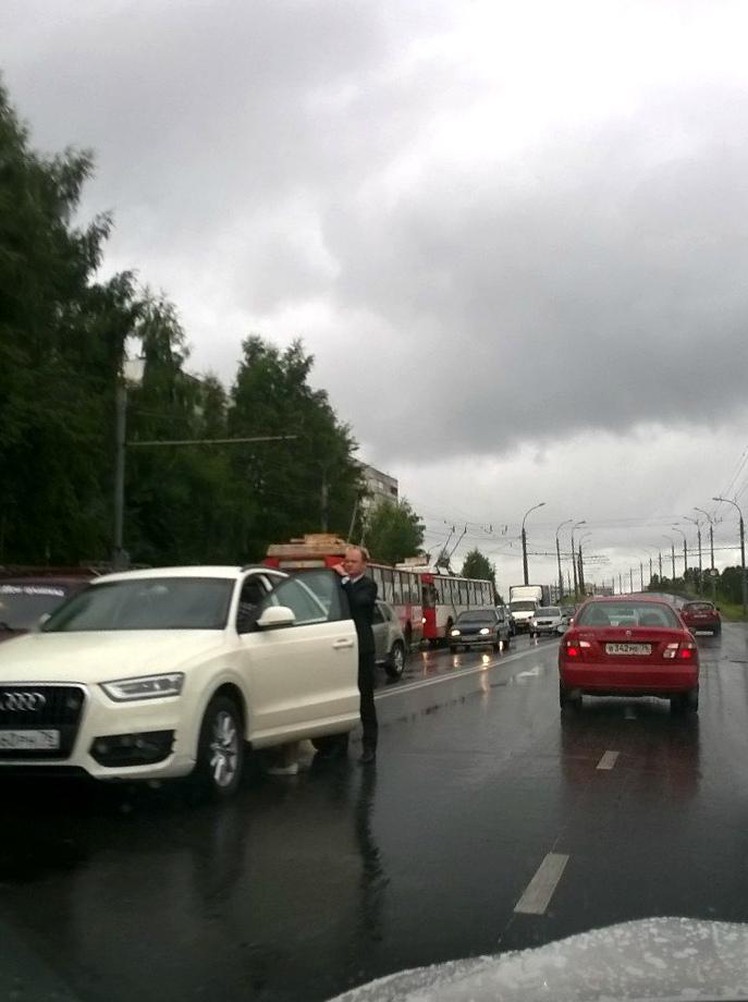ДТП на Фурманова