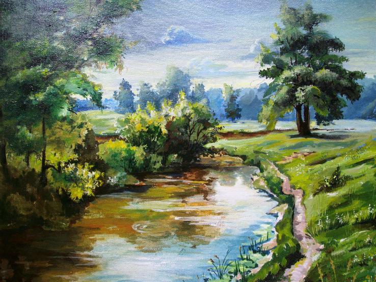 М.пейзаж
