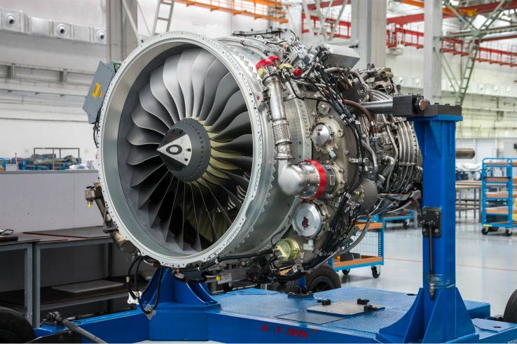 300-й двигатель