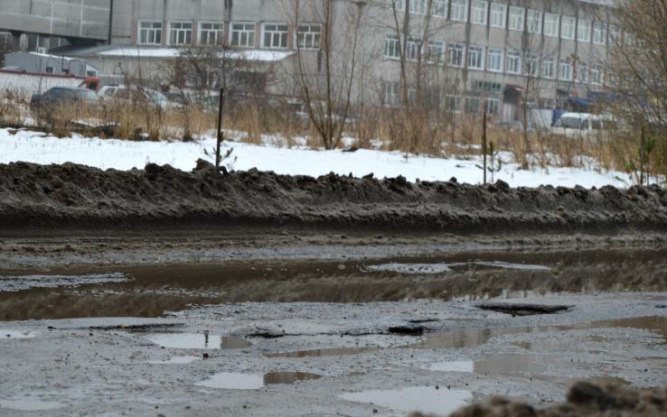 ямы на бул. Победы