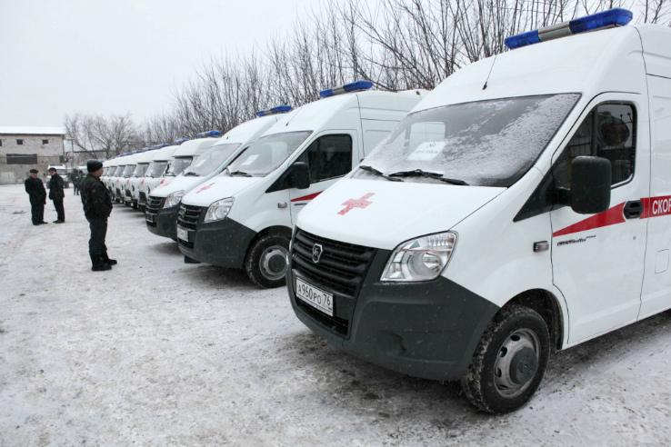 ВЯрославской области появилось 17 морозоустойчивых скорых