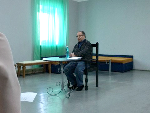 драмтеатр в Омске