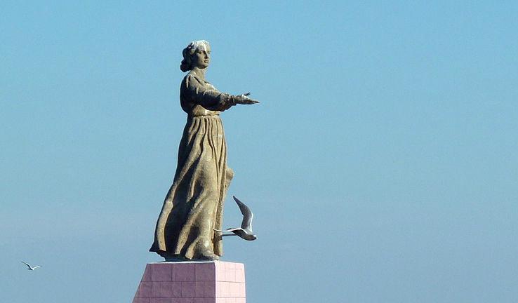 Мать-Волга